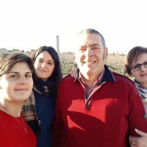 Foto di famiglia Natale 2019