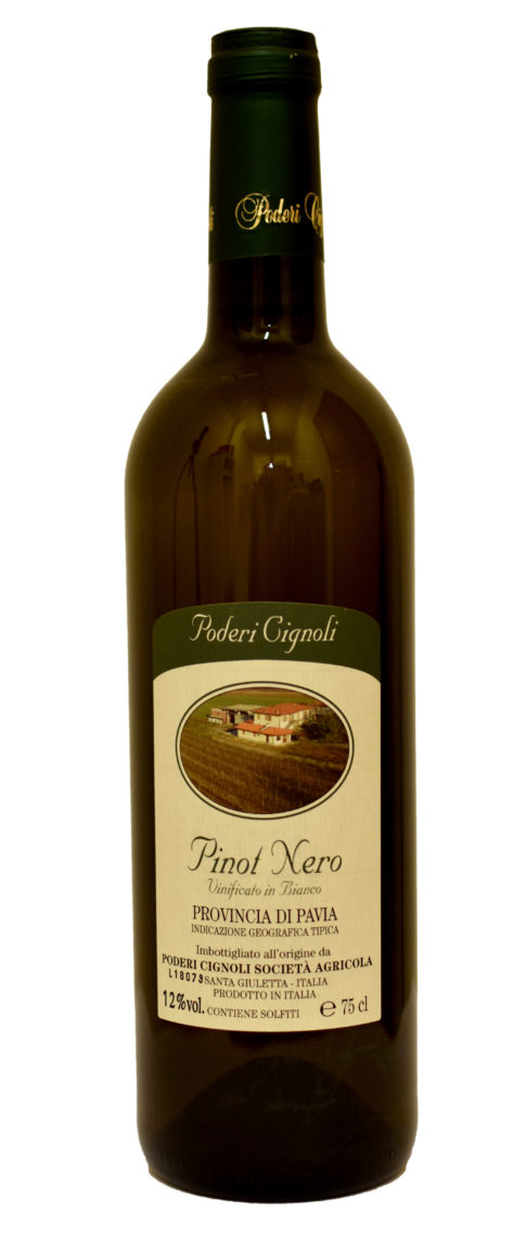 Pinot Nero Vinificato in Bianco IGT