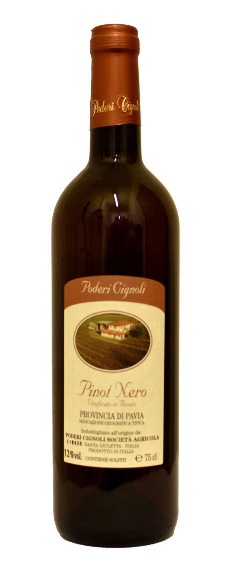 Pinot Nero Vinificato in Rosato IGT